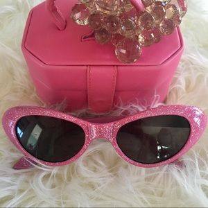 Other - Sparkly Pink Sunglasses